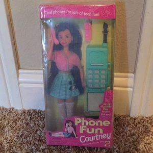 Phone Fun Courtney